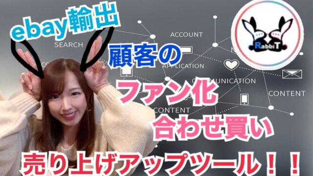 Rabbit eBay顧客対応CRMツール